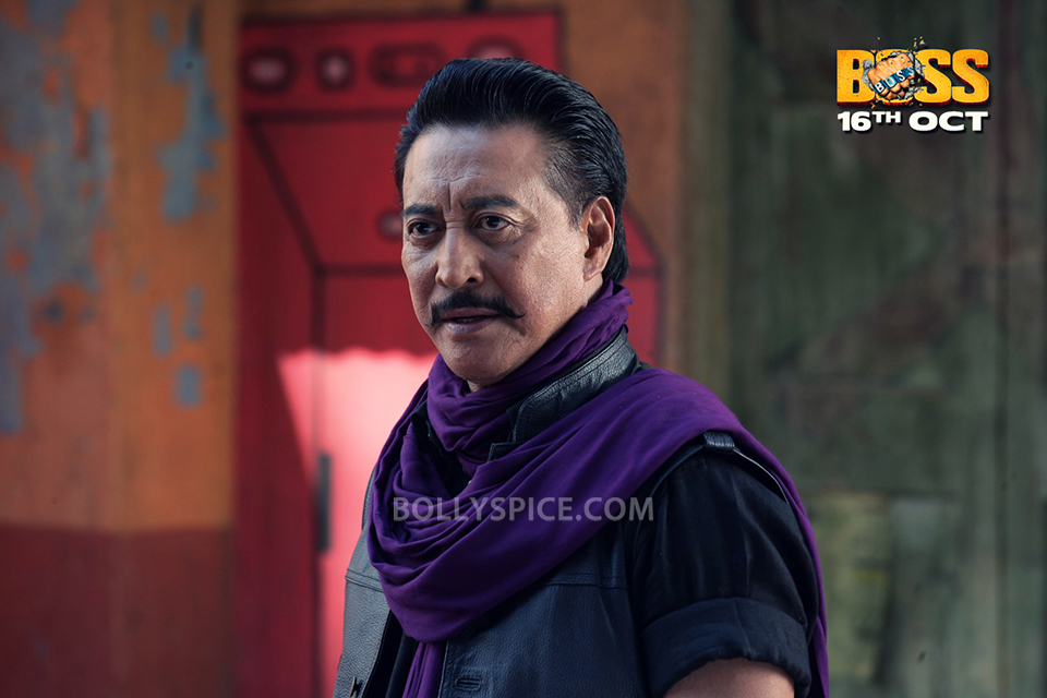 13oct DannyDenzongpa Boss Danny Denzongpa to play Akshay Kumars Big Boss in Boss!