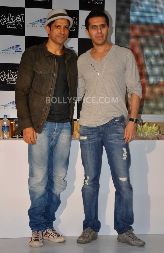 13oct FukreyGame03 Excel Entertainment launches a game on Fukrey   Rooftop Runner