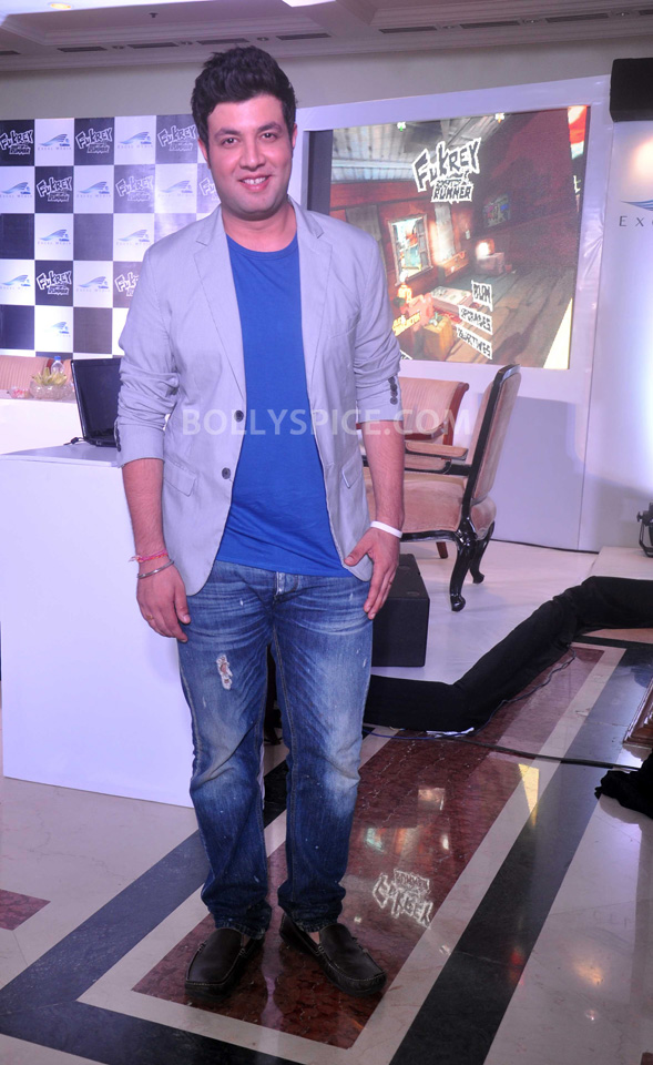13oct FukreyGame06 Excel Entertainment launches a game on Fukrey   Rooftop Runner