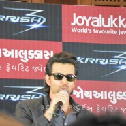 13oct Hrithik JoyAlukkas Krrish10 185x185 IN PICTURES: Hrithik Roshan promoting with Joyalukkas Krrish 3 in Ahmedabad, Gujarat