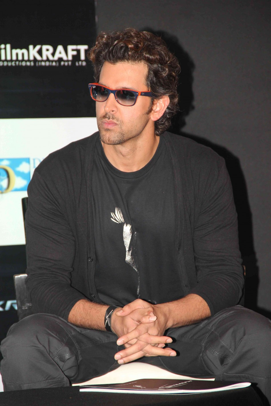 13oct Krrish3Merchandise03 Hrithik Roshan unveils Krrish 3 merchandize