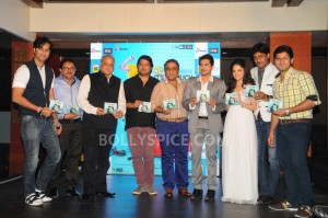 "13oct SalimMerchant Huff01 300x199 Salim Merchant Launches Music of Pushkar Jog's ""Huff It's Too Much"""
