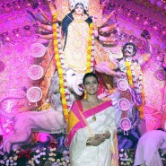 13oct SarbajaninDurgaPuja10th06 185x185 The North Bengal Sarbajanin Durga Puja 2013