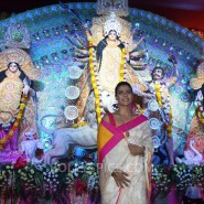 13oct SarbajaninDurgaPuja10th08 185x185 The North Bengal Sarbajanin Durga Puja 2013