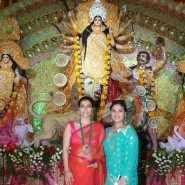 13oct SarbajaninDurgaPuja11th06 185x185 The North Bengal Sarbajanin Durga Puja 2013