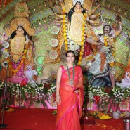 13oct SarbajaninDurgaPuja11th07 185x185 The North Bengal Sarbajanin Durga Puja 2013
