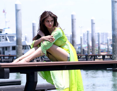 13oct aditiinterview 01 Aditi Rao Hydari: Boss is a great mix of all the things that make a great Hindi entertainer!