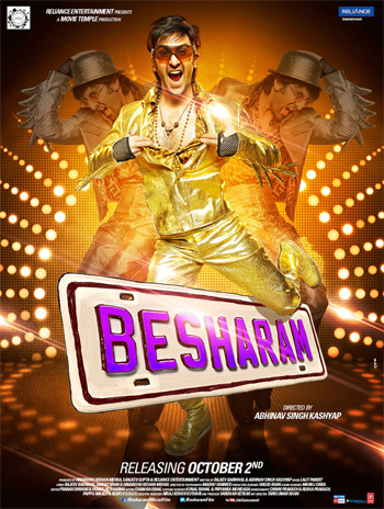 13oct besharammovie Besharam Movie Review