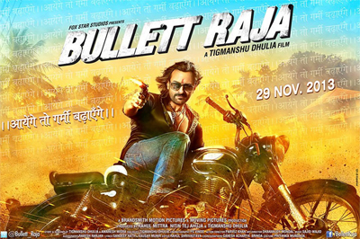13oct bullettraja Saif Ali Khan prepares extensively for his role in Bullett Raja