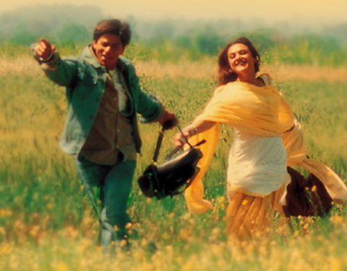 13oct framing vz 02 FRAMING MOVIES: Take Twenty seven: Veer Zaara (2004)