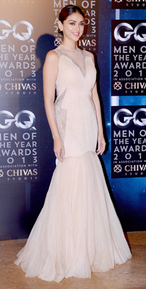 Aditi Whos Hot, Whos Not: GQ Awards 2013