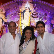 Ashtami celebrations at The North Bengal Sarbajanin Durga Puja1