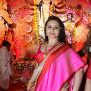 Ashtami celebrations at The North Bengal Sarbajanin Durga Puja12