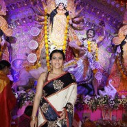 Ashtami celebrations at The North Bengal Sarbajanin Durga Puja2