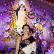 Ashtami celebrations at The North Bengal Sarbajanin Durga Puja3