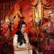 Ashtami celebrations at The North Bengal Sarbajanin Durga Puja6