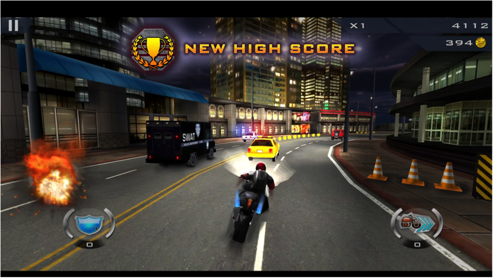 Dhoom3game Dhoom:3 The Game debuts exclusively on Windows Phone