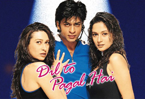 Framingmovies dtph01 FRAMING MOVIES Take Twenty Six: Dil Toh Pagal Hai (1997)