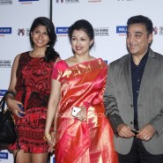 Gouthami and Kamal Haasan_at the Opening Ceremony_15th Mumbai Film Festival(MAMI)