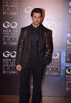Hrithik Whos Hot, Whos Not: GQ Awards 2013