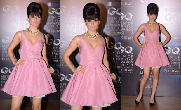 Kangana Whos Hot, Whos Not: GQ Awards 2013