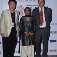 Masato Harada, Deepa Maehta, Bruce Beresford_at the Opening Ceremony_15th Mumbai Film Festival(MAMI)