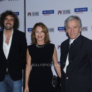 Nathalie Baye, Costa Gavras_at the Opening Ceremony_15th Mumbai Film Festival(MAMI)