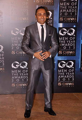 RahulBose Whos Hot, Whos Not: GQ Awards 2013