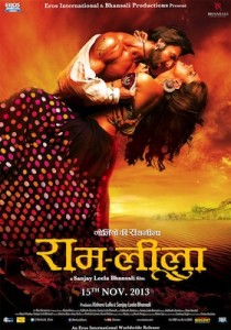 Ram Leela revised poster1 210x300 Box Office   Ram Leela all set to be a 100 crore success