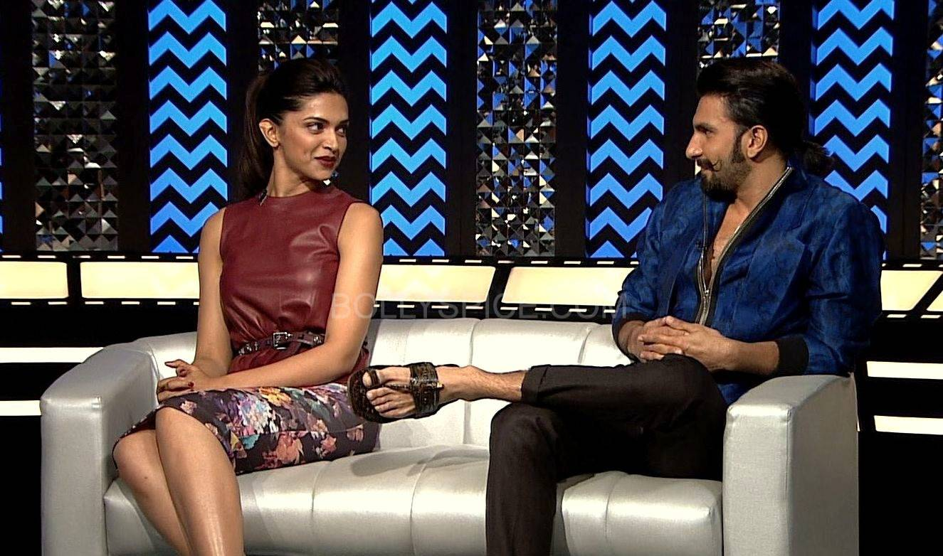 Ranbeer Deepeka 7 Sneak Peek: Ranveer and Deepikas first joint interview on Anupama Chopras show, The Front Row