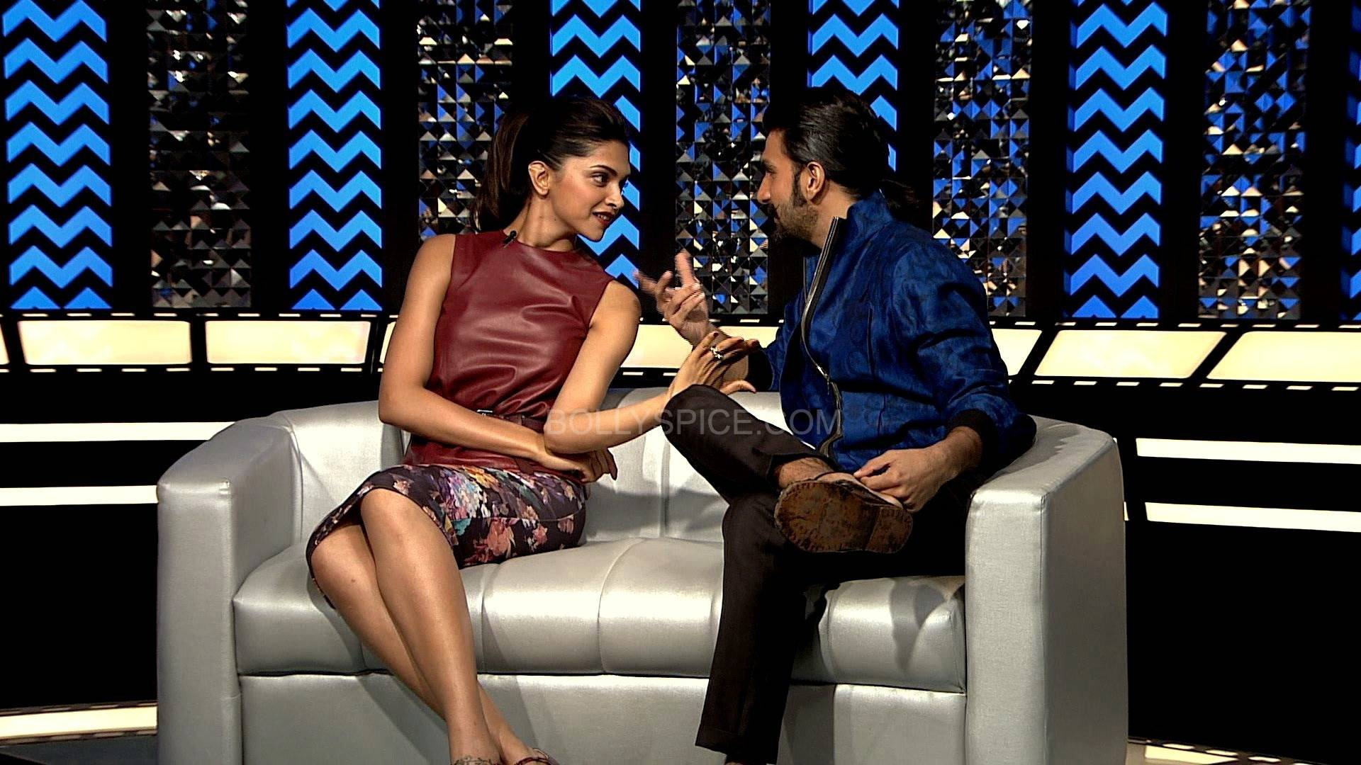 Ranveer Deepika 4 Sneak Peek: Ranveer and Deepikas first joint interview on Anupama Chopras show, The Front Row