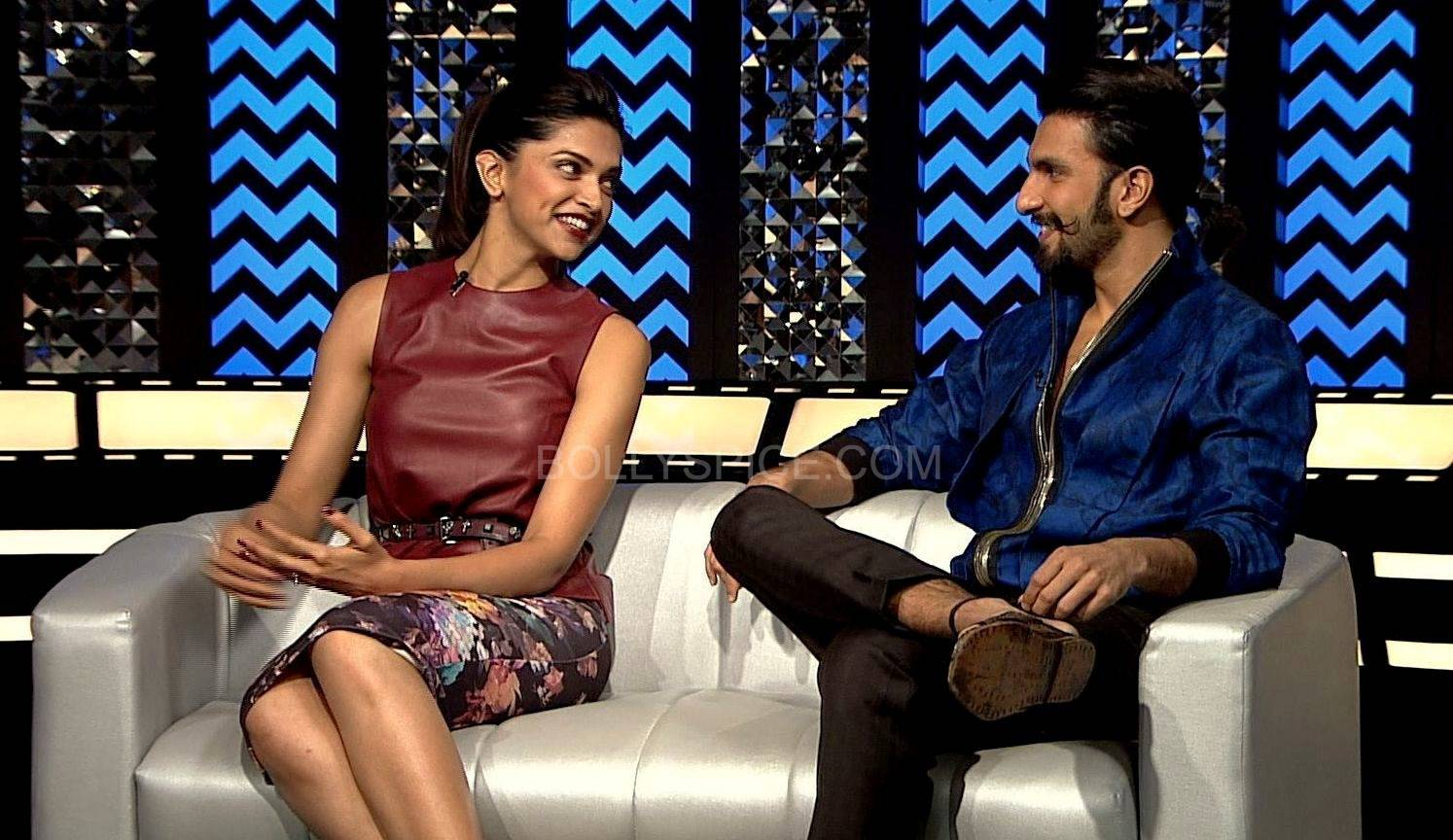 Ranveer Deepika 6 Sneak Peek: Ranveer and Deepikas first joint interview on Anupama Chopras show, The Front Row