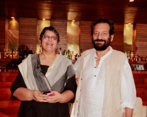 Shekhar Kapur in conversation08
