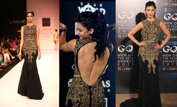 Shruti Whos Hot, Whos Not: GQ Awards 2013