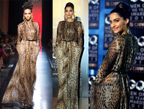 Sonam Whos Hot, Whos Not: GQ Awards 2013