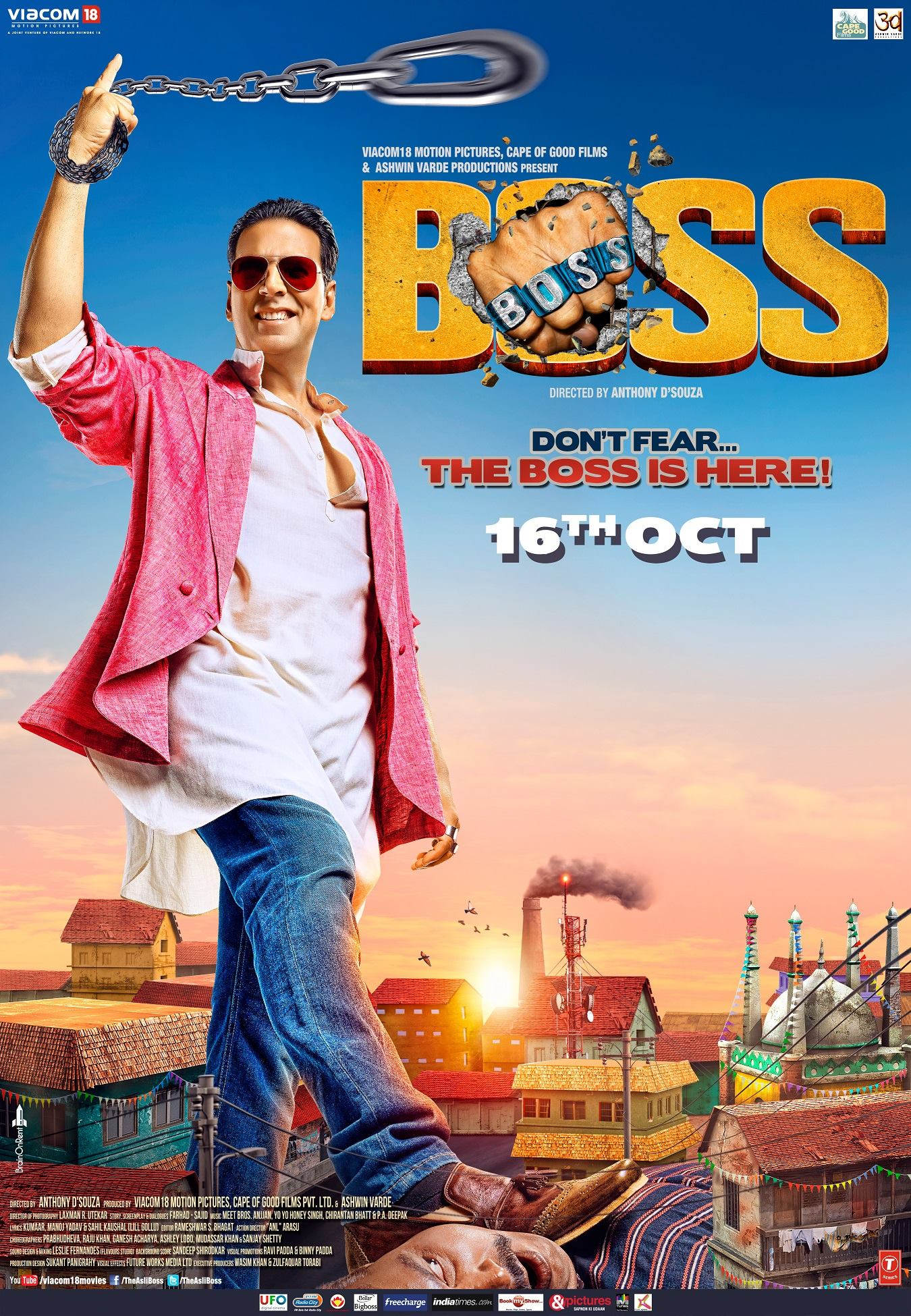 Boss Movie Review | BollySpice.com – The latest movies ...