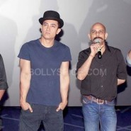 dhoom3trailerlaunch17 185x185 Aamir Khan and Abhishek Bachchan at Dhoom:3 Trailer release at IMax