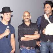 dhoom3trailerlaunch18 185x185 Aamir Khan and Abhishek Bachchan at Dhoom:3 Trailer release at IMax
