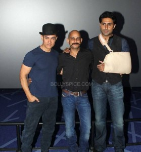 dhoom3trailerlaunch4 279x300 Dhoom:3 trailer creates dhoom on Youtube!