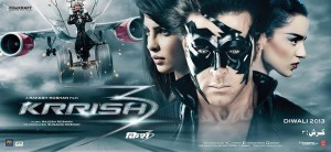 krrish3newposter 300x138 Krrish 3 marches towards the 200 crore mark