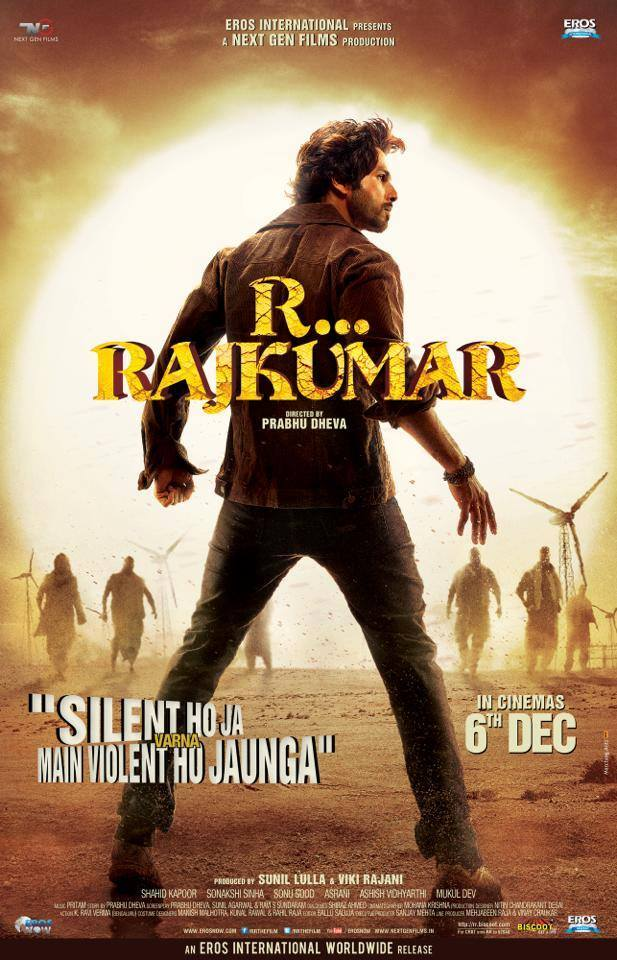 rrajkumar1 R Rajkumar Synopsis, Subtitled Trailer and More!