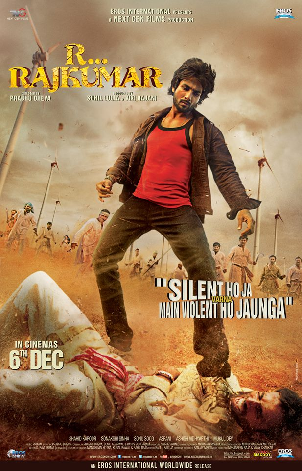 rrajkumar2 R Rajkumar Synopsis, Subtitled Trailer and More!