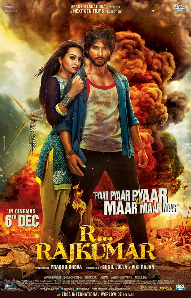 rrajkumar9 R Rajkumar Synopsis, Subtitled Trailer and More!