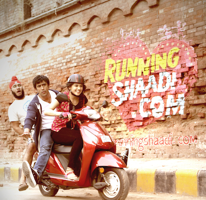 runningshaadiAMIT ROY Shoojit Sircars Running Shaadi.com gets running on the floor in Amritsar
