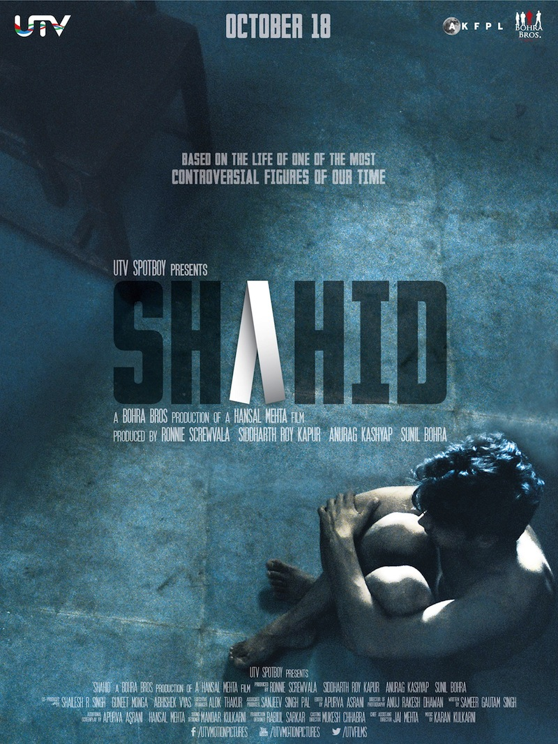 shahid poster Film Preview: Shahid