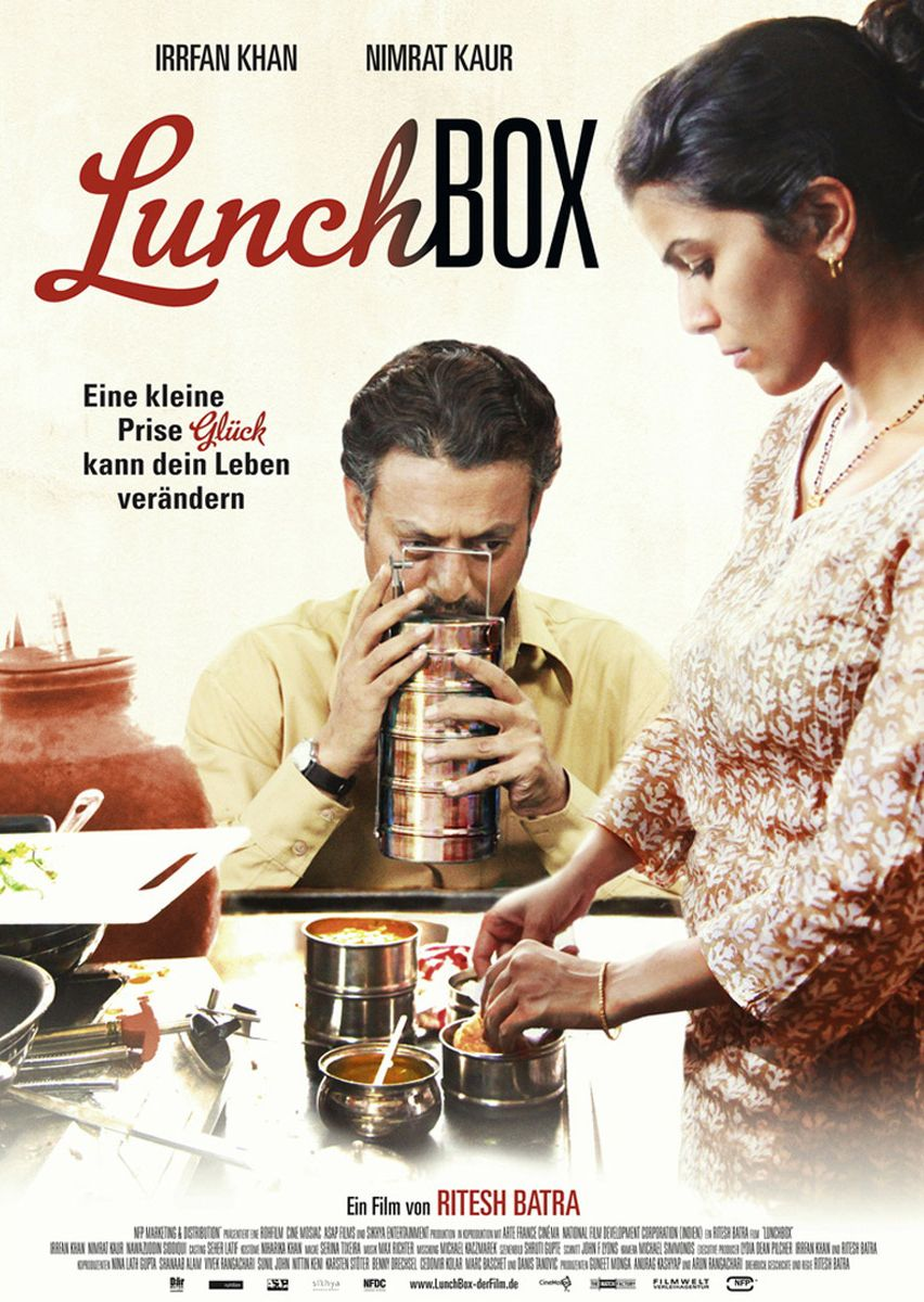The lunchbox is 2014 s top foreign film at us box office - Hindi movie 2013 box office collection ...