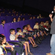 13nov AmoleSaqib DabbaScreening01 185x185 Amole Gupte and Saqib at a Special screening of 'Stanley Ka Dabba'