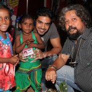 13nov AmoleSaqib DabbaScreening04 185x185 Amole Gupte and Saqib at a Special screening of 'Stanley Ka Dabba'