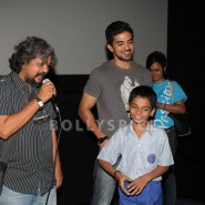 13nov AmoleSaqib DabbaScreening09 185x185 Amole Gupte and Saqib at a Special screening of 'Stanley Ka Dabba'