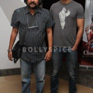 13nov AmoleSaqib DabbaScreening11 185x185 Amole Gupte and Saqib at a Special screening of 'Stanley Ka Dabba'